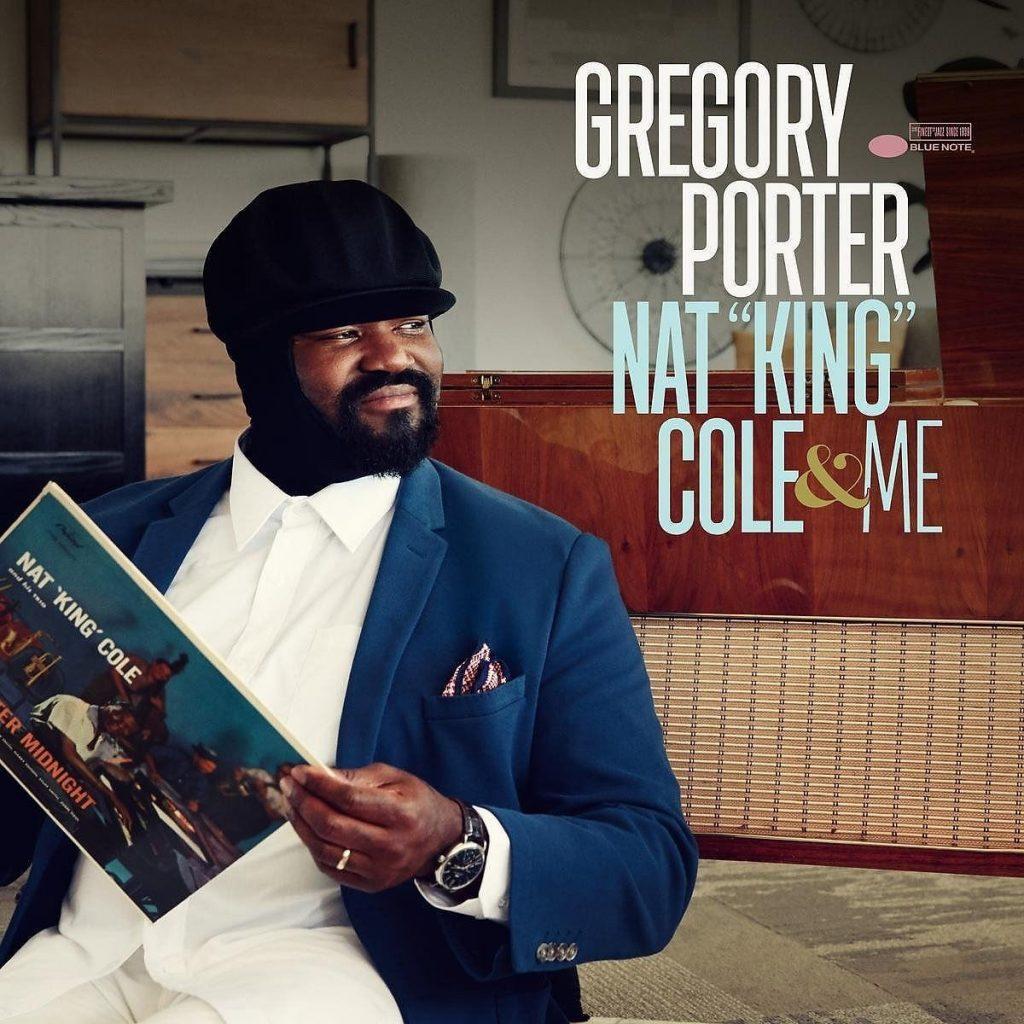 Le baryton Gregory Porter revisite les grands succès de Nat King Cole