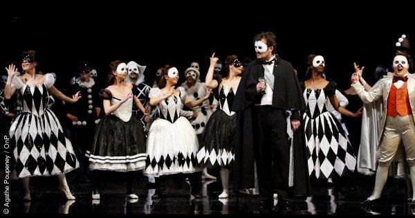 Un Bal Masqué aux voix exceptionnelles à l'Opéra Bastille