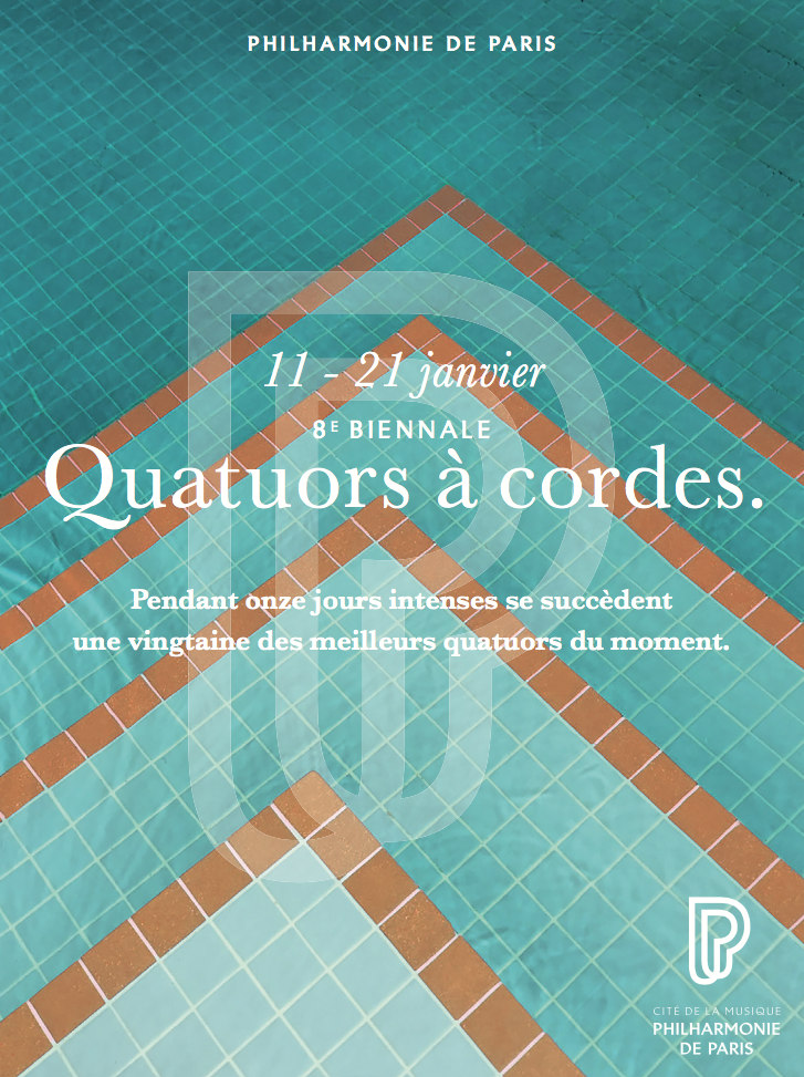 8e Biennale des quatuors à cordes : dernier week-end
