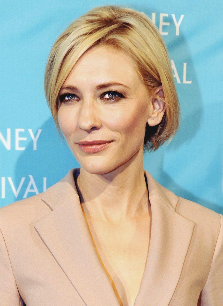 Cate Blanchett, présidente du jury du prochain festival de Cannes !