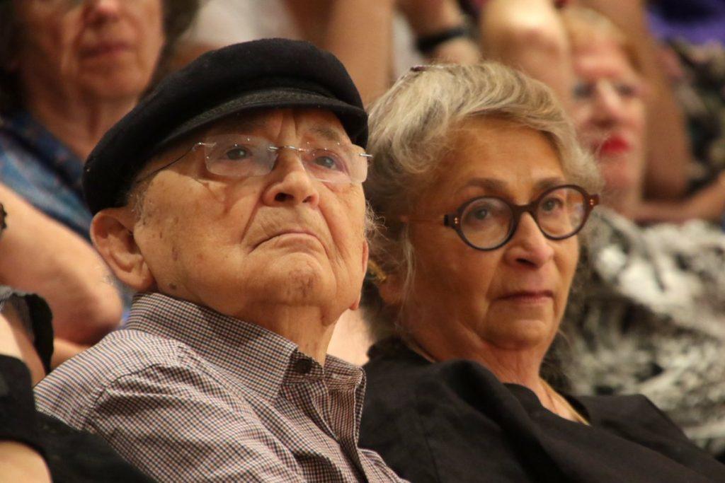 Aharon Appelfeld est décédé à l'âge de 85 ans