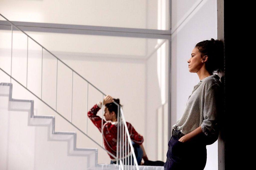 J'étais dans ma maison et j'attendais que la pluie vienne de Jean-Luc Lagarce mise en scène par Chloé Dabert.