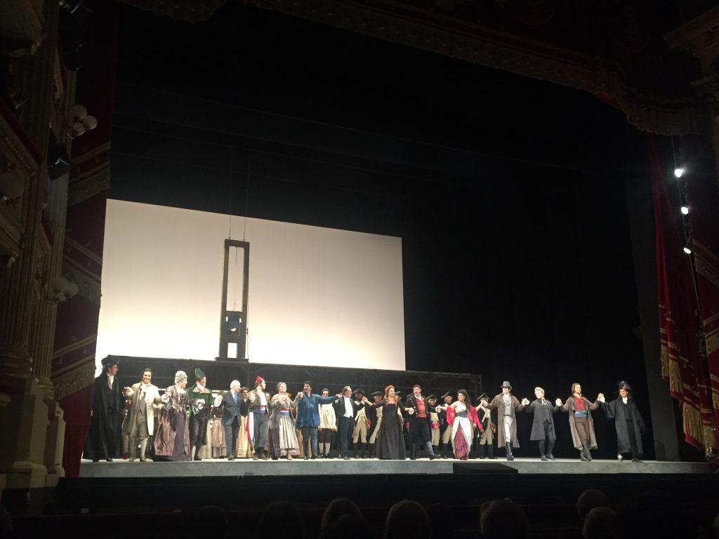 A la Scala de Milan, « Andrea Chénier », beau à en perdre la tête