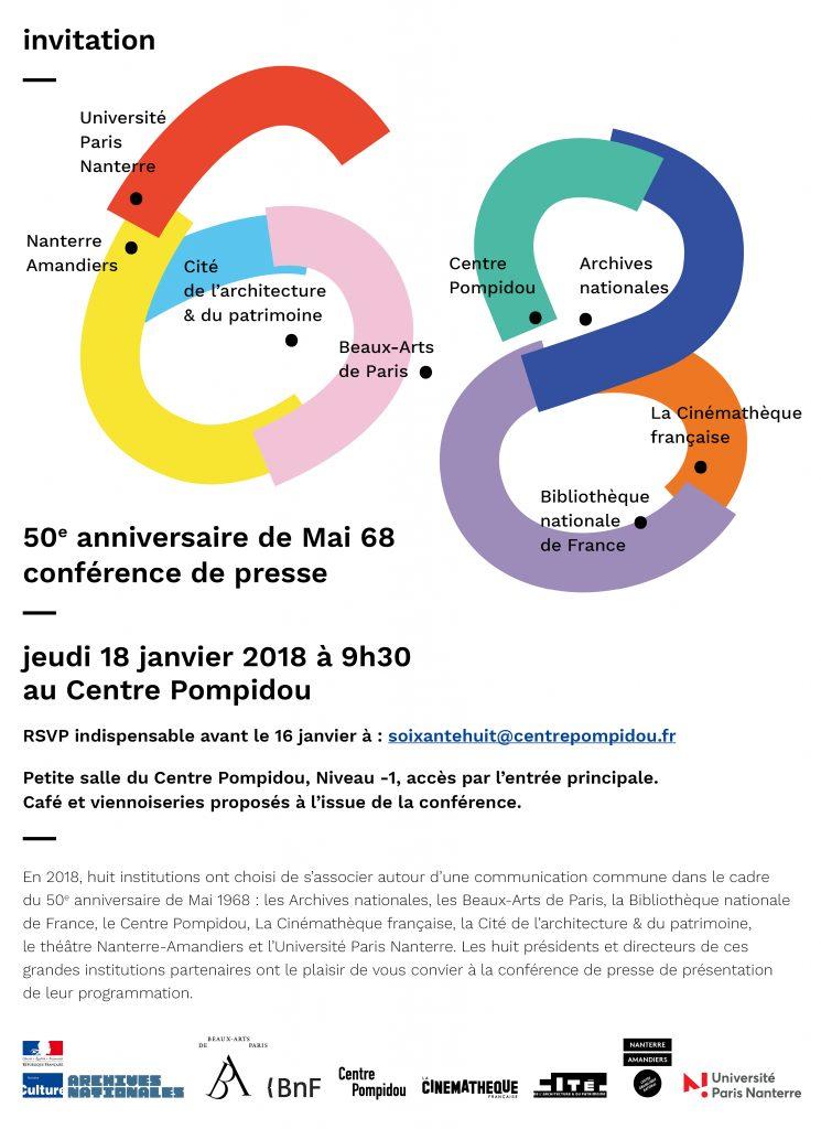Un anniversaire très institutionnel pour les 50 ans de Mai 68