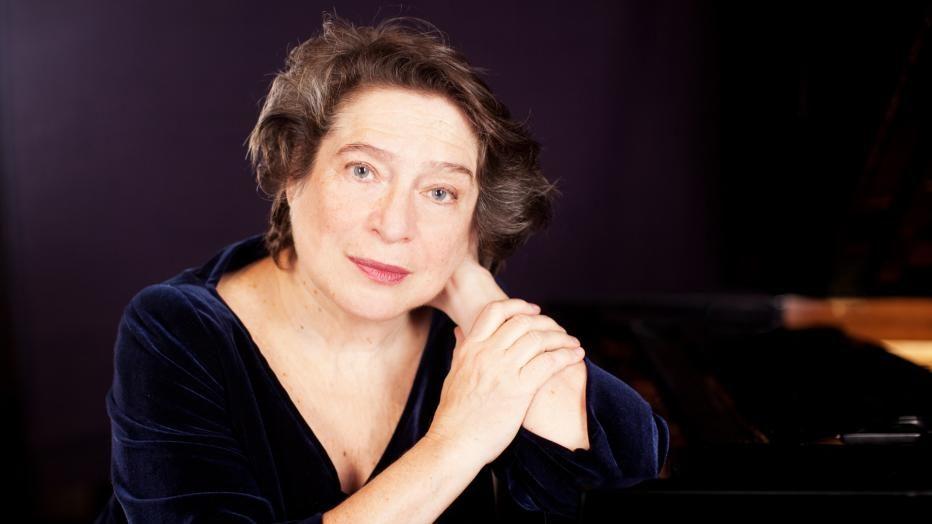 Elisabeth Leonskaja, l'Orchestre Philharmonique de Radio France et Mikko Franck dans le 4e Concerto pour piano de Beethoven à la Maison de la Radio