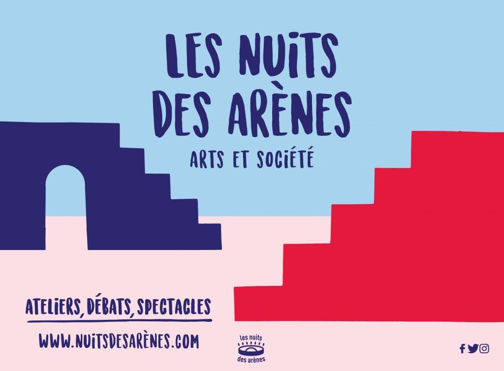 Gagnez 1 une illustration présentée pendant le festival Les Nuits des Arènes