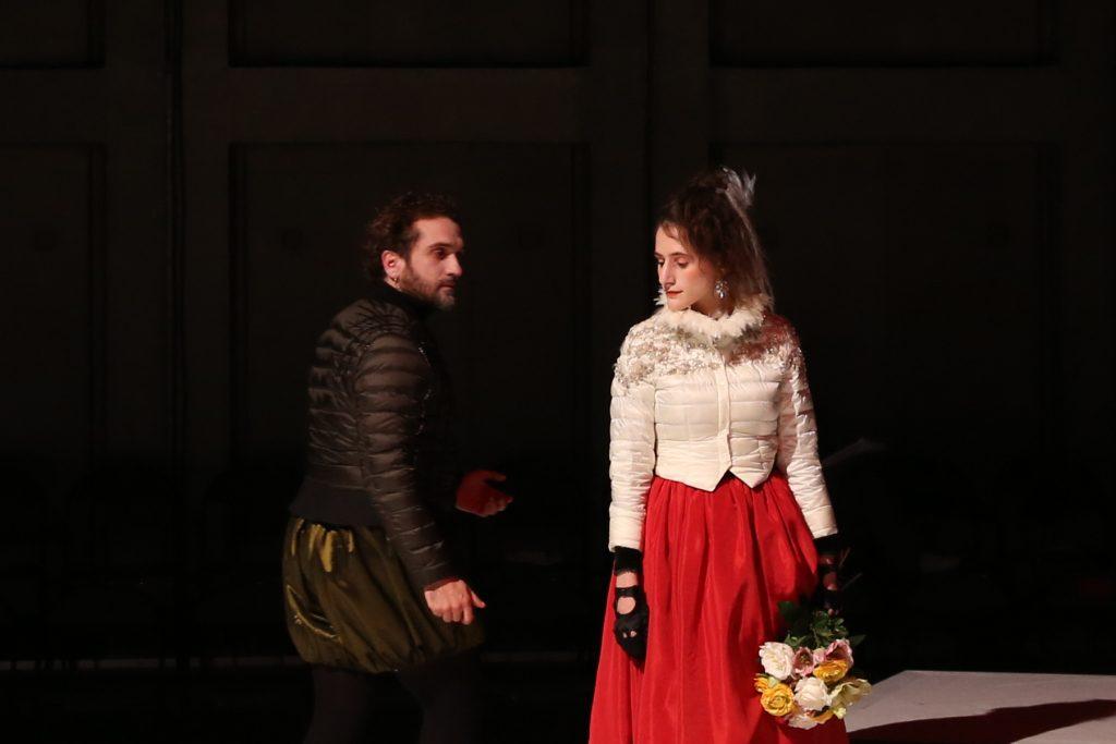 Le Misanthrope de Molière mise en scène Louise Vignaud au TNP