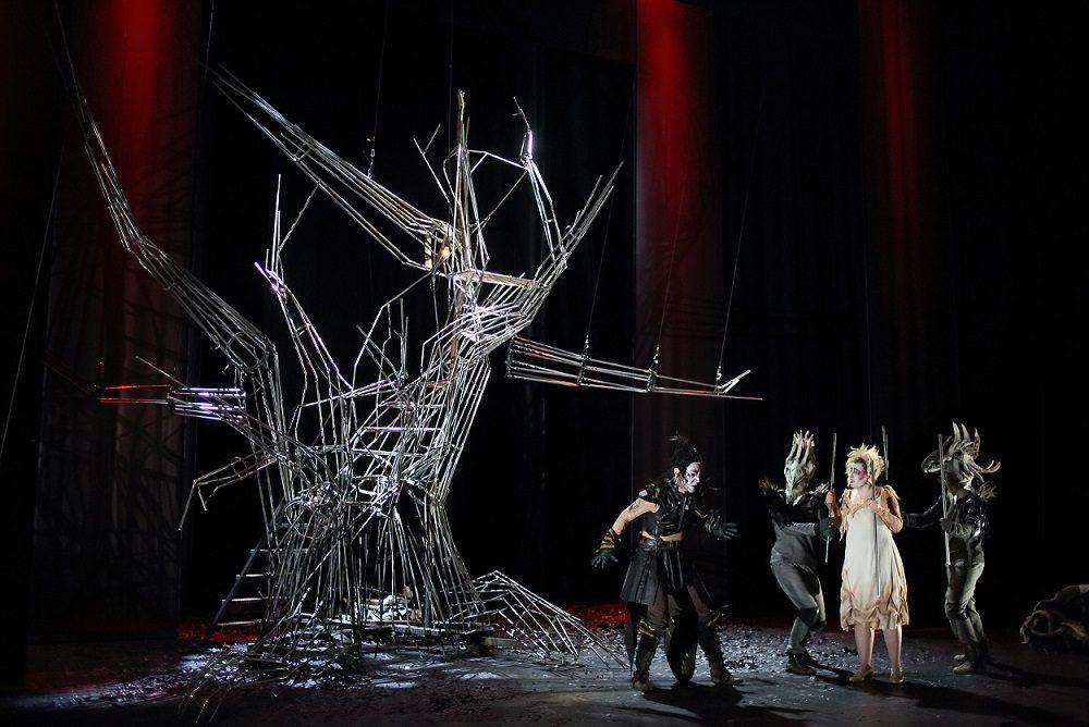 Un Rinaldo de Händel féérique au Théâtre de Cornouaille
