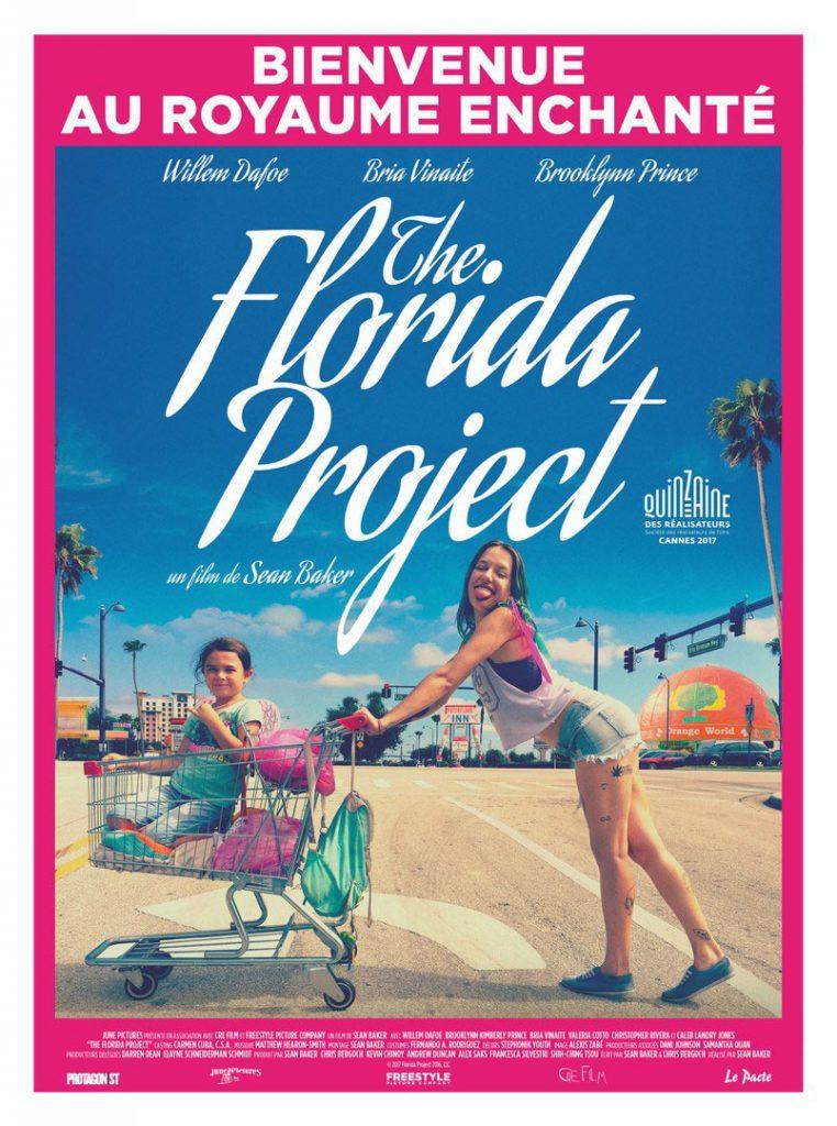 [Critique] du film « The Florida Project » Une enfance résiliente qui rayonne, malgré le gris de son environnement
