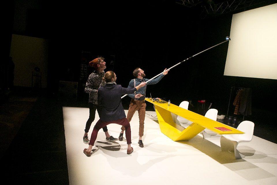 Ramdam Collectif fait le BUZZ au Nouveau Théâtre de Montreuil