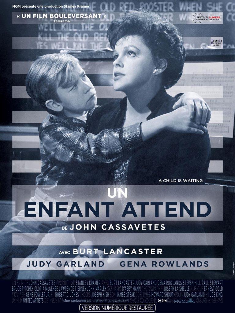 Gagnez 10×2 places pour le film Un enfant attend de John Cassavetes (dès le 7 février)