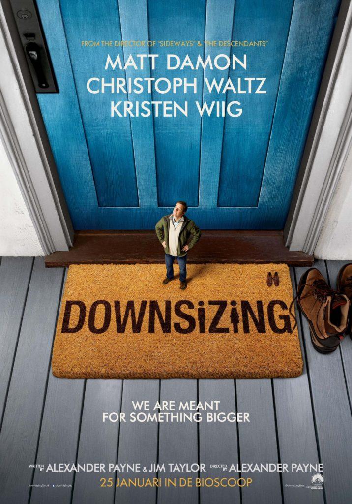 [Critique] du film « Downsizing » Fable futuriste d'Alexander Payne, entre satire et utopie