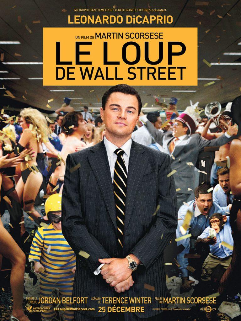 Un autre point de vue sur le loup de Wall Street de Martin Scorcese