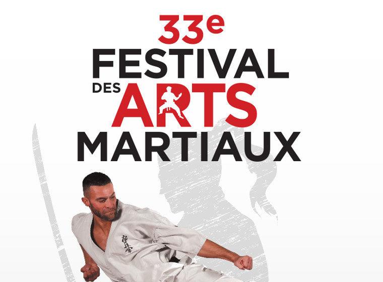 Gagnez 10×2 places pour le Festival des Arts Martiaux (24 mars Paris)