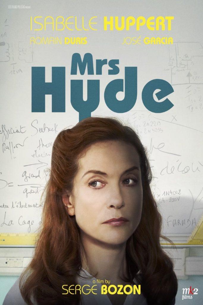 Festival Premiers Plans d'Angers- Soirée d'ouverture- Mrs Hyde: Serge Bozon revisite avec succès le mythe de Dr Jekyll et Mr Hyde