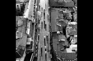Nino Migliori, Bologna, 1958 © Fondazione Nino Migliori, Bologna, Italie