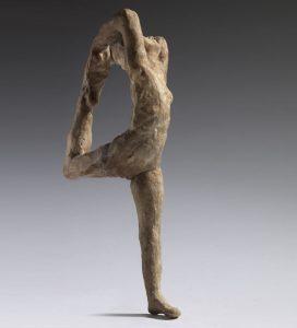 """Auguste Rodin, """"Mouvement de danse A"""" © musée Rodin, photo C. Baraja"""