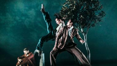 Danse nordique au Théâtre de Chaillot