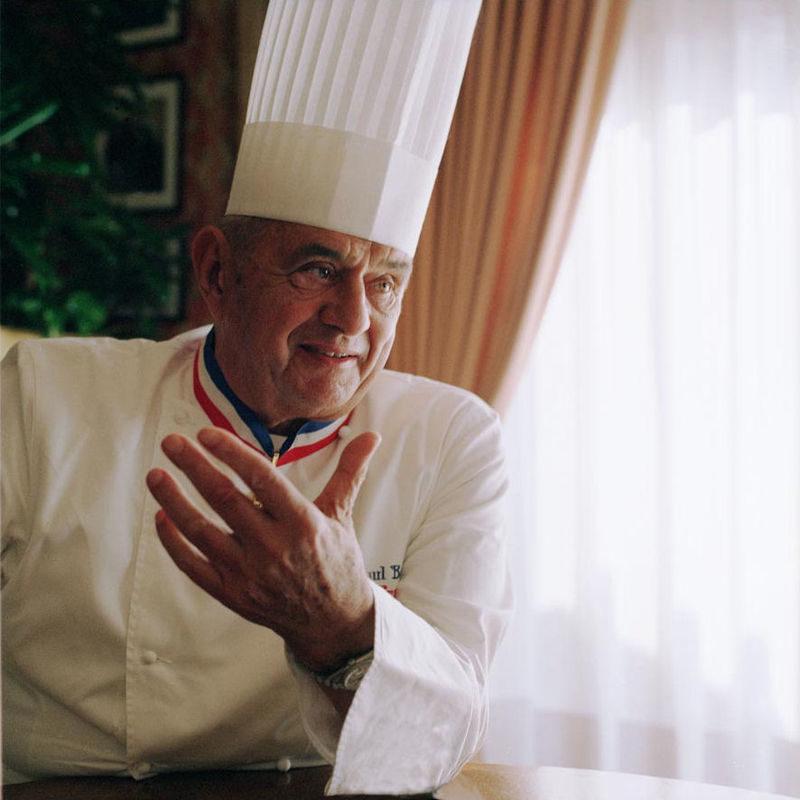 Paul Bocuse, l'incarnation de la gastronomie française s'est éteint