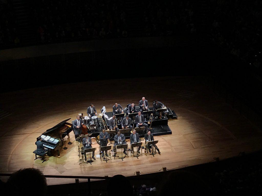Wynton Marsalis à la Philharmonie