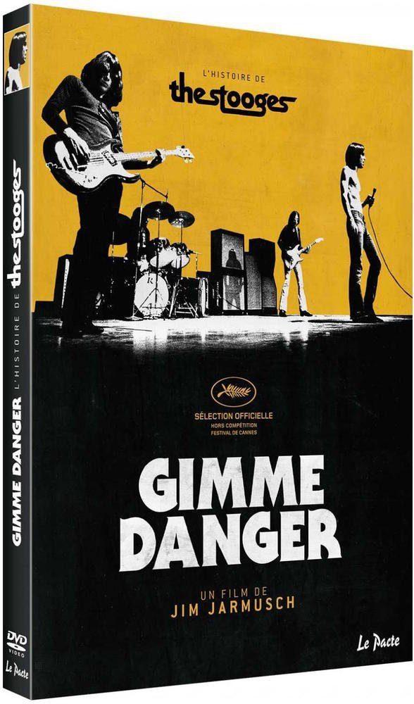 GIMME DANGER : Les Stooges filmés par Jim Jarmusch !