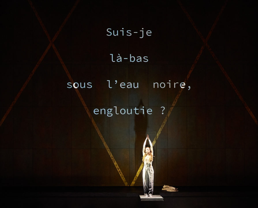 Et in arcadia ego, la lente agonie de Phia Menard à l'Opéra Comique