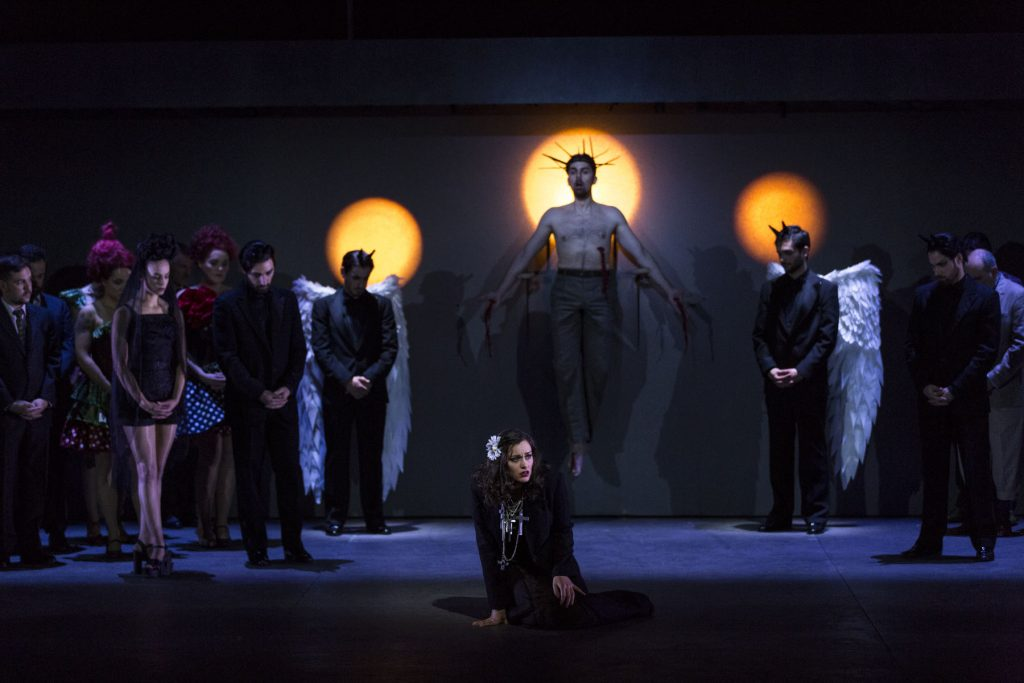 Une création de Faust mystique au Grand Théâtre de Genève