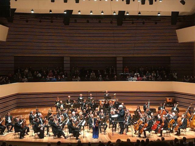 Une soirée de Grand Romantisme avec l'Orchestre National de Lille, Arabella Steinbacher et Mark Shanahan [Lille]