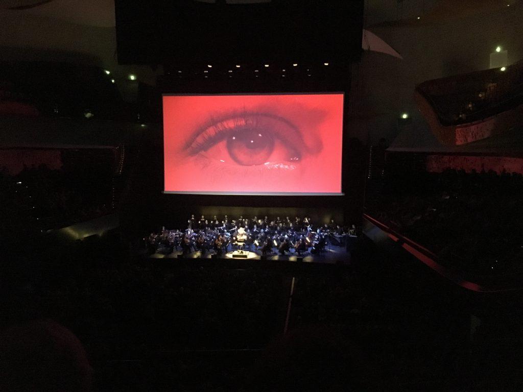 Hitchcock superstar à la Philharmonie : Psychose et Vertigo Ciné concert