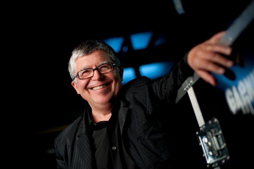 Jean-Luc Choplin devient le directeur du Théâtre Marigny