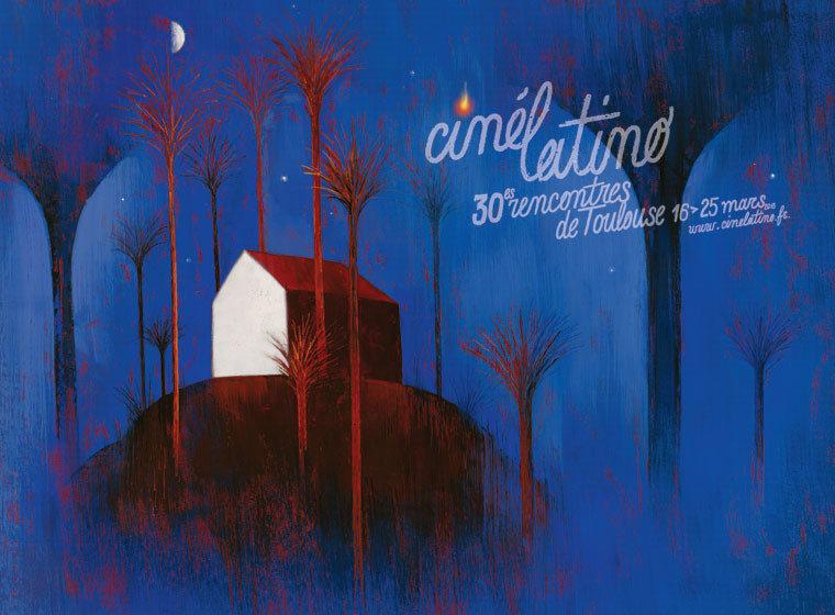 Gagnez 5×1 place + 1 affiche du festival Cinélatino