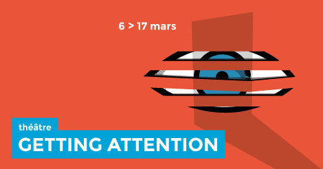 Gagnez 5×2 places pour GETTING ATTENTION (6 mars /Paris)