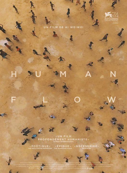 Human flow : Le parcours d'Ai Weiwei