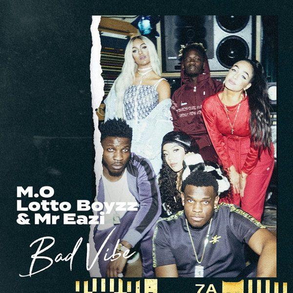 Bad Vibes: le titre énergisant des M.O qu'il faut à tout prix écouter!