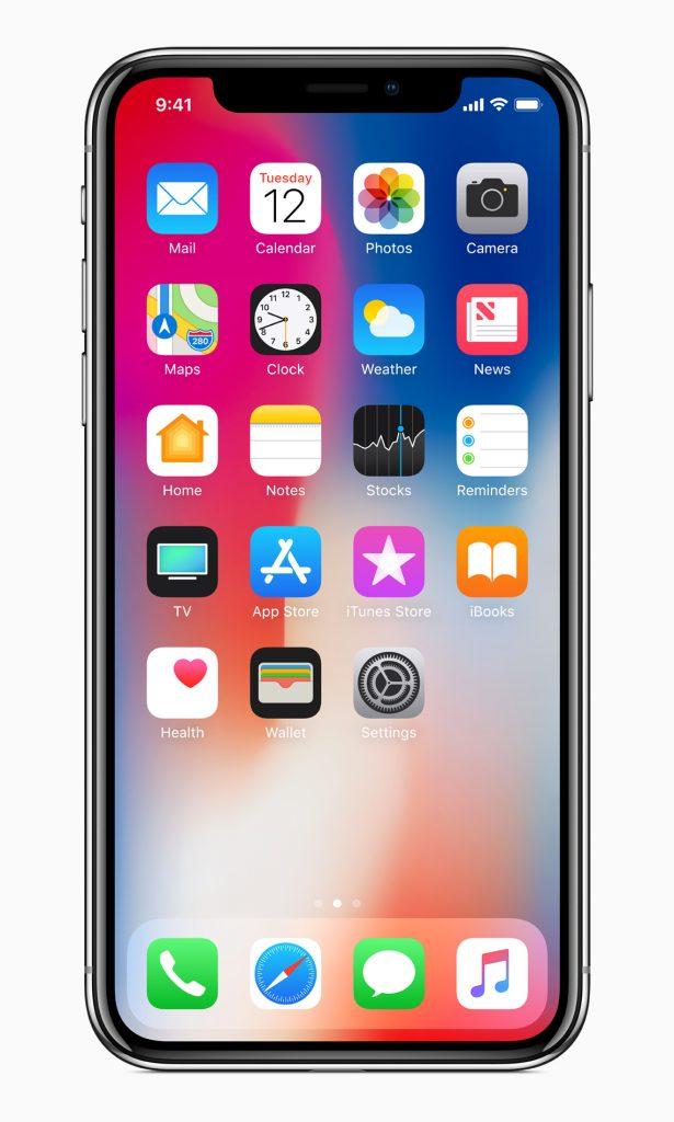 Succès en demi-teinte pour l'iPhone X