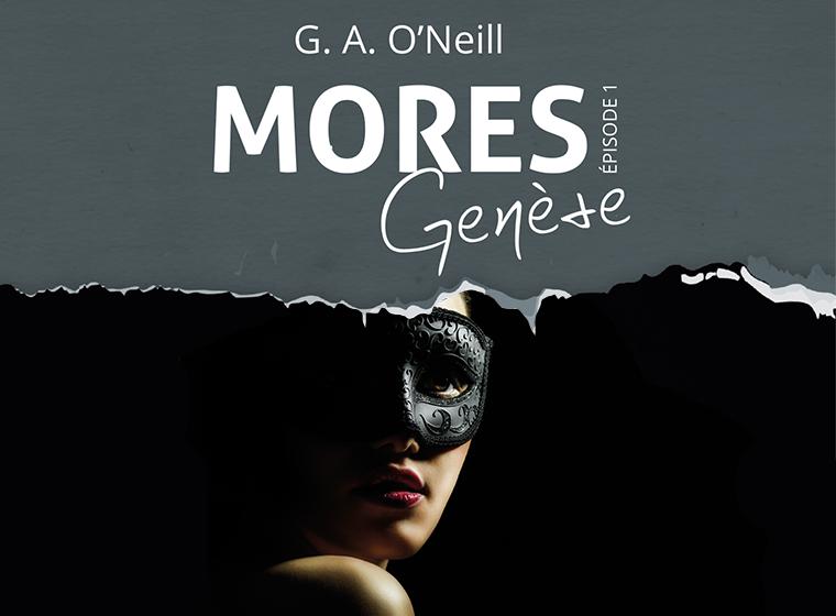 Gagnez 3×1 carte à code pour télécharger le tome 1 de «Mores» : Genese