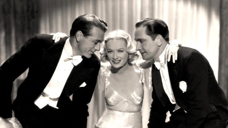 Sérénade à Trois, Trouple dans la Comédie en 1933, par Ernst Lubitsch