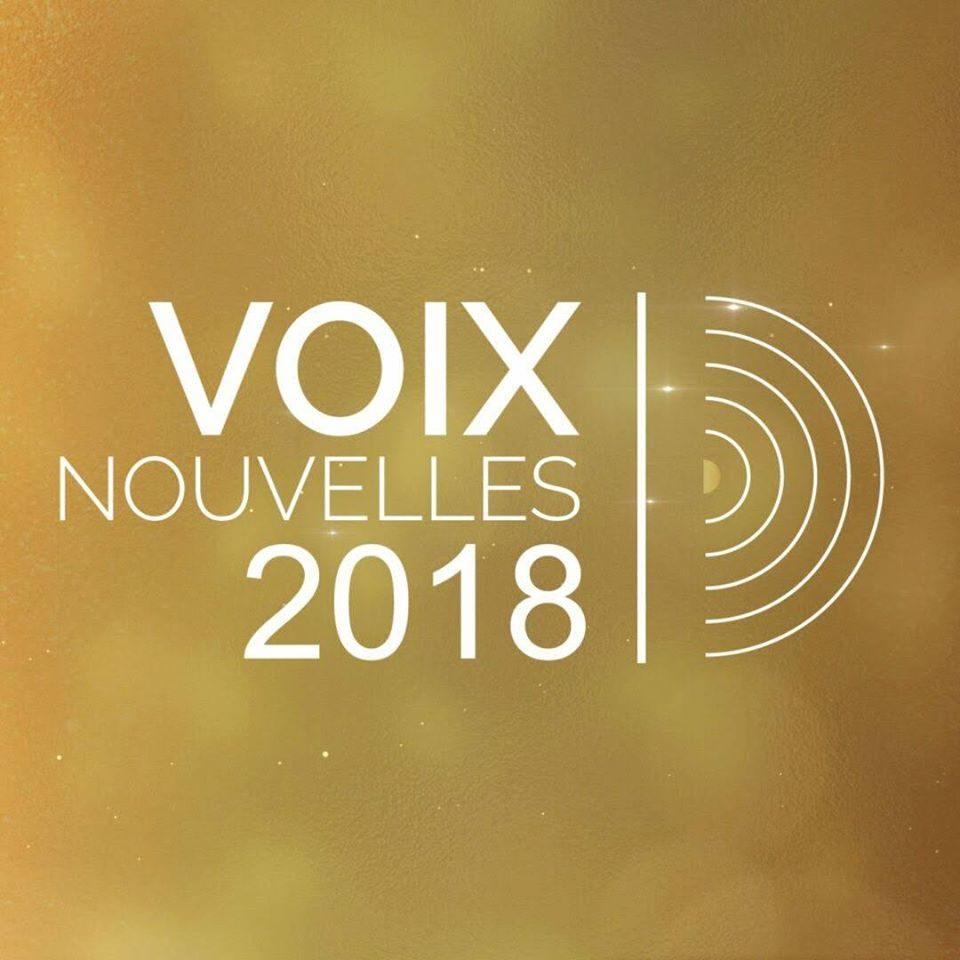 4e Concours Voix nouvelles – Finale nationale