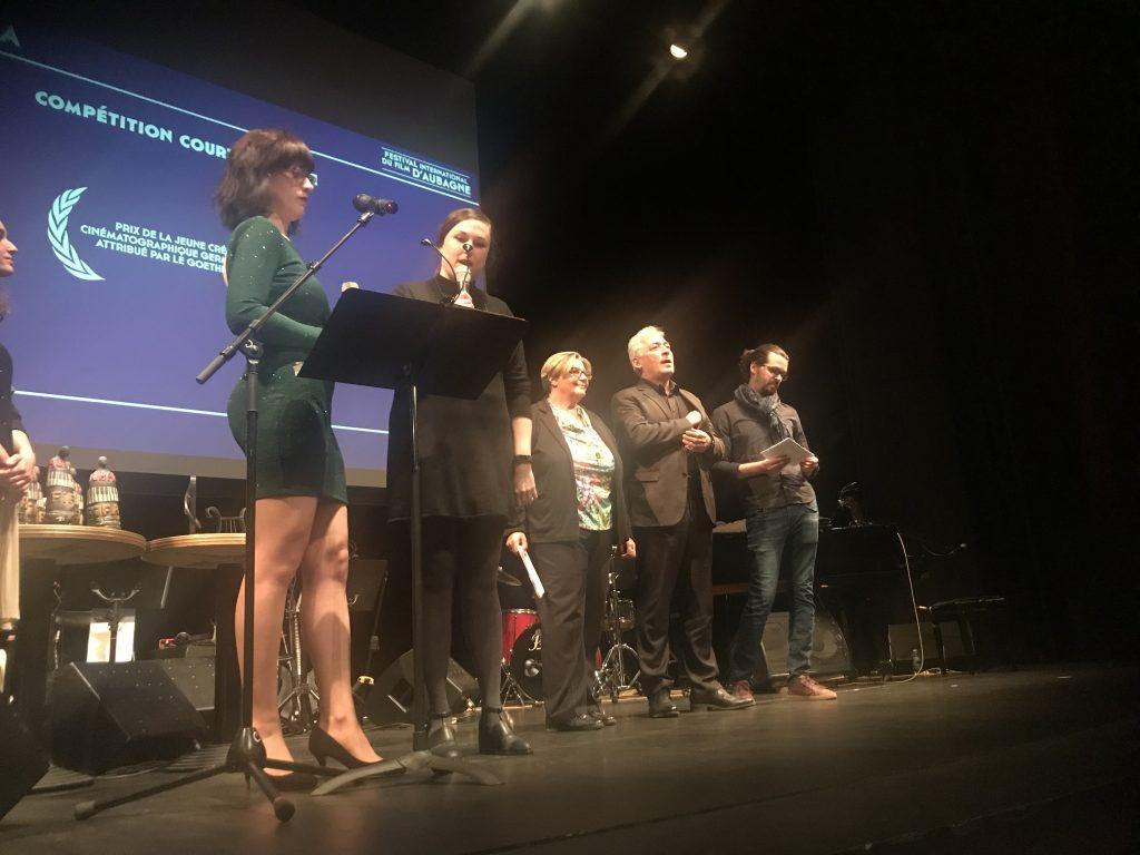 Aubagne, jour 6 : Palmarès, clôture, ciné-concert par la masterclass de Stephen Warbeck et leçon de Laurent Perez Del Mar