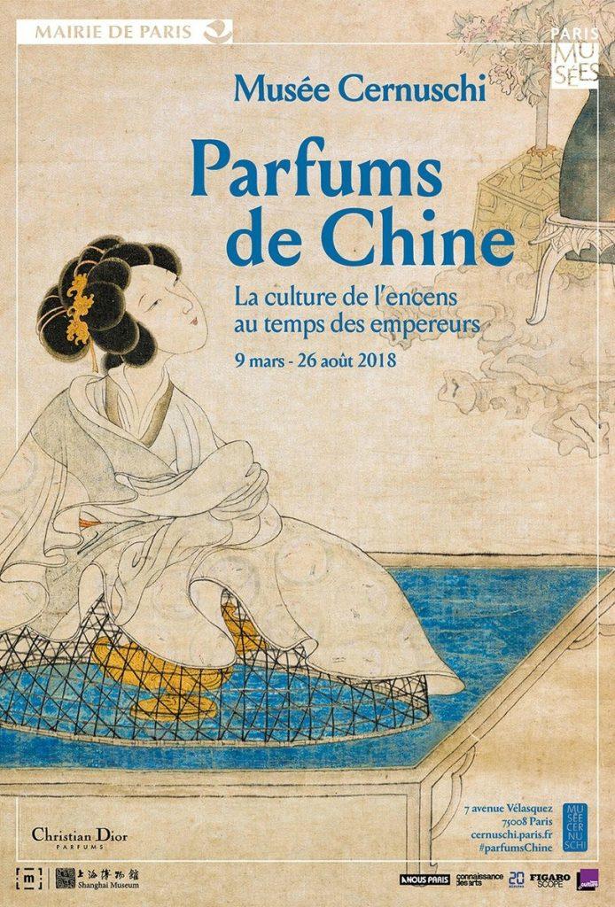 « Parfums de Chine » au Musée Cernuschi La culture de l'encens au temps des empereurs