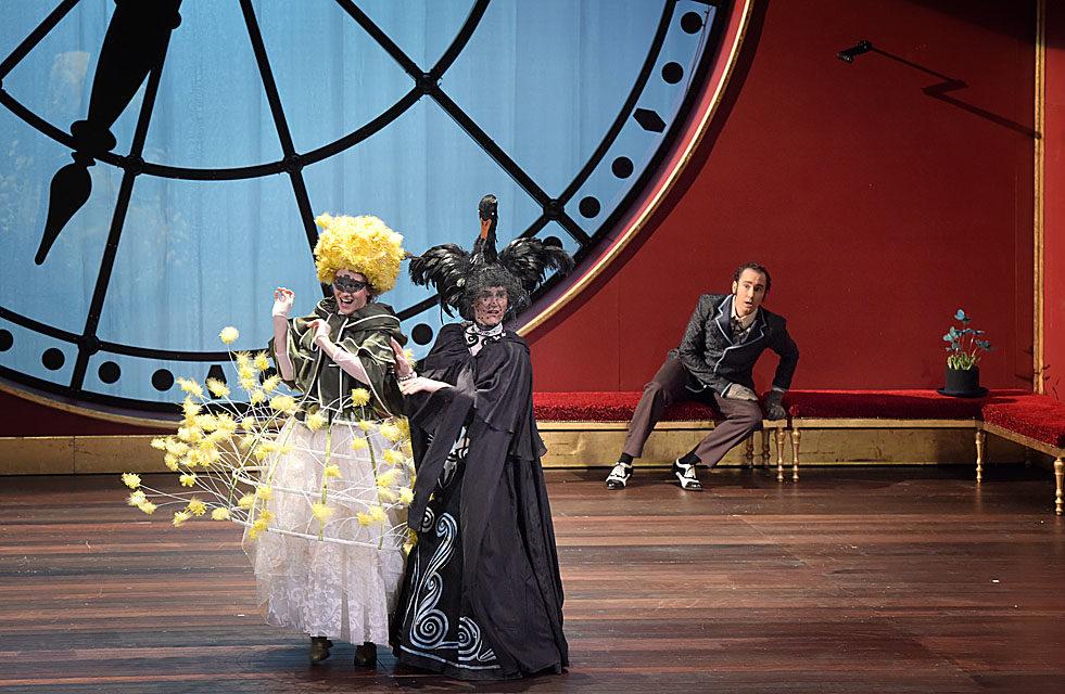Le Domino Noir renaît de ses cendres à l'Opéra Comique