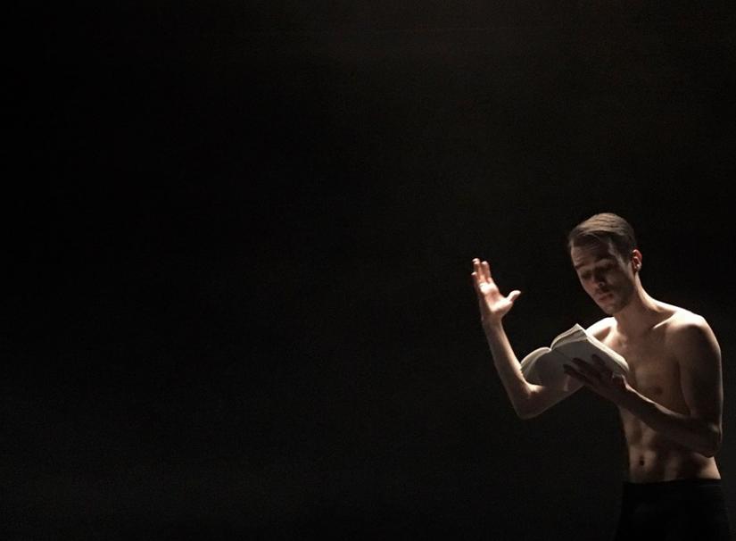 Yves-Noël Genod et la disparition d'Hamlet