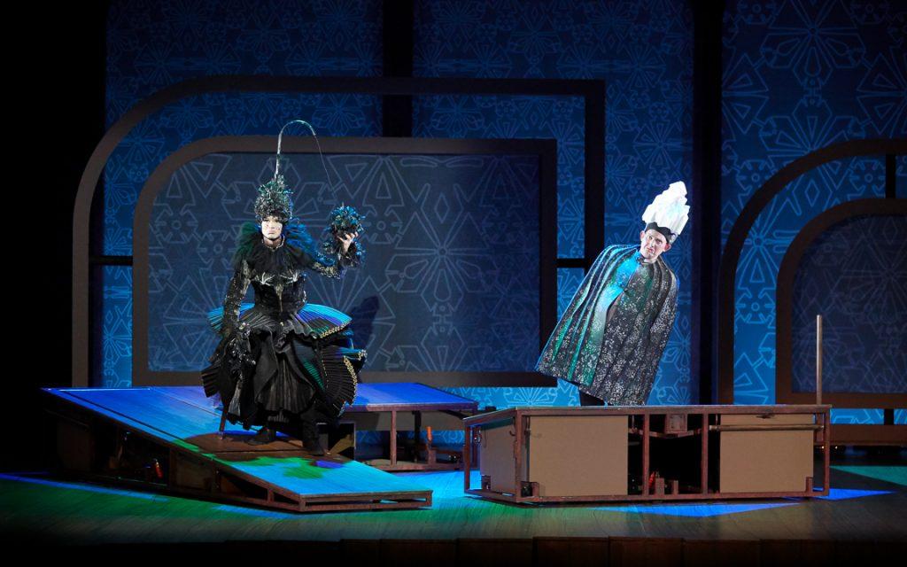A l'Opéra comique, «La Princesse légère» ouvre les portes de la gravité aux enfants