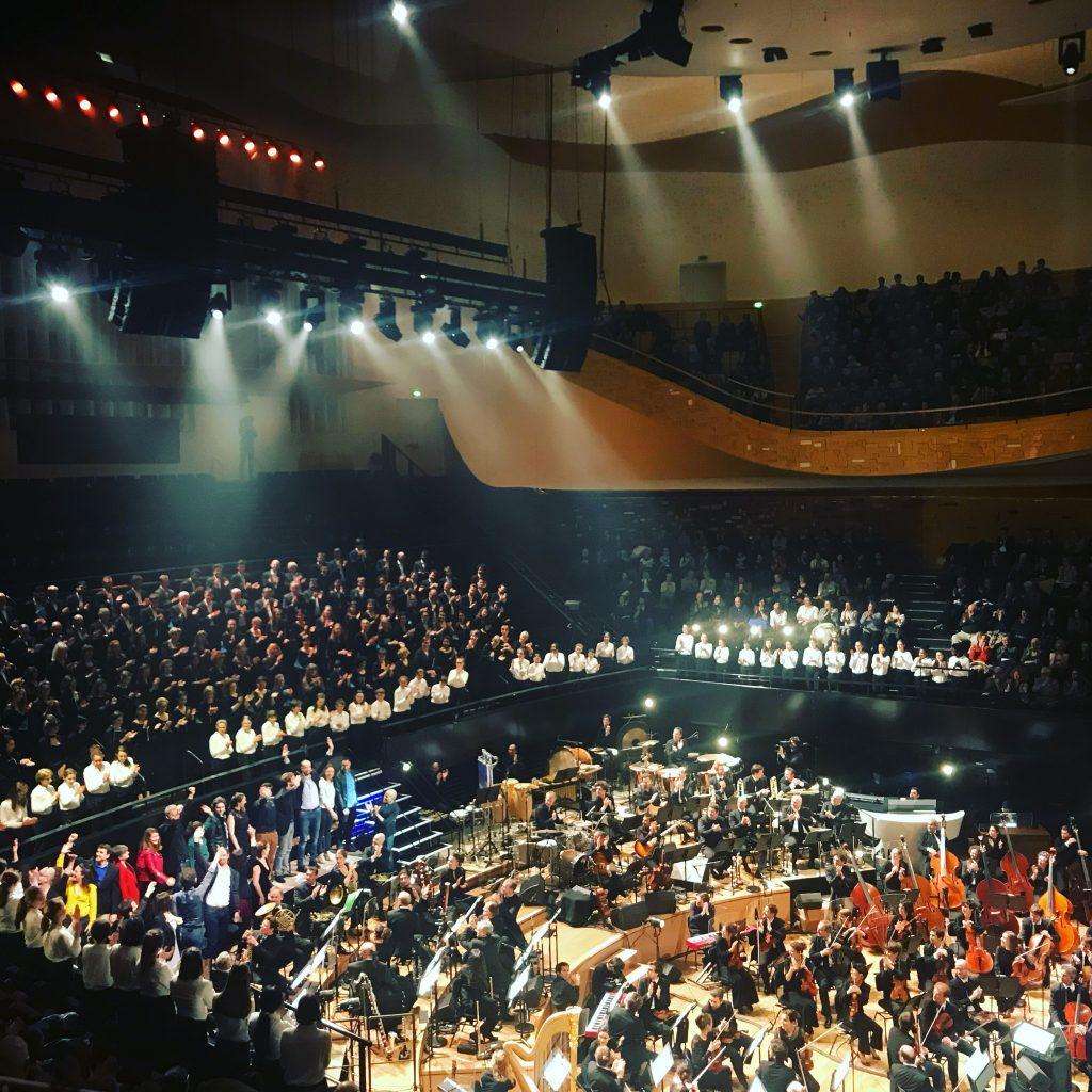 La Messe de Bernstein par les Chœur et Orchestre de Paris: synthèse musicale pour une humanité en état de grâce