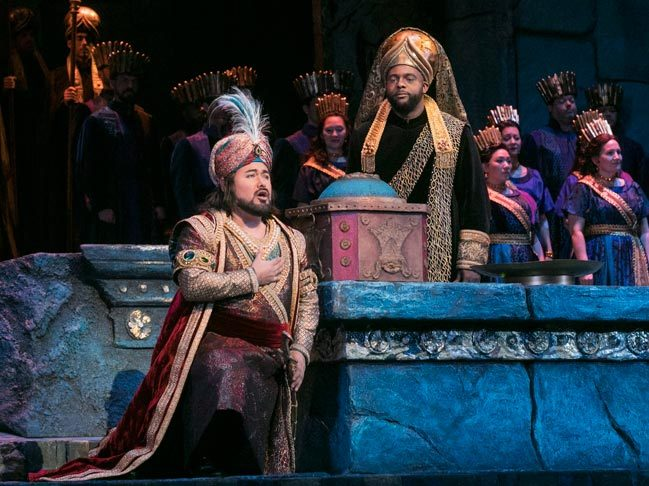 Semiramide au Metropolitan Opera de New-York, décevante tragédie