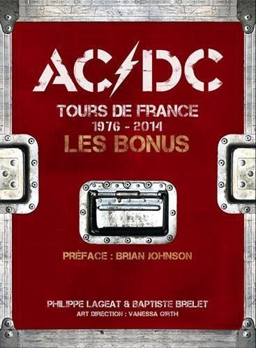 AC/DC : Tours de France 1976-2014  Les Bonus