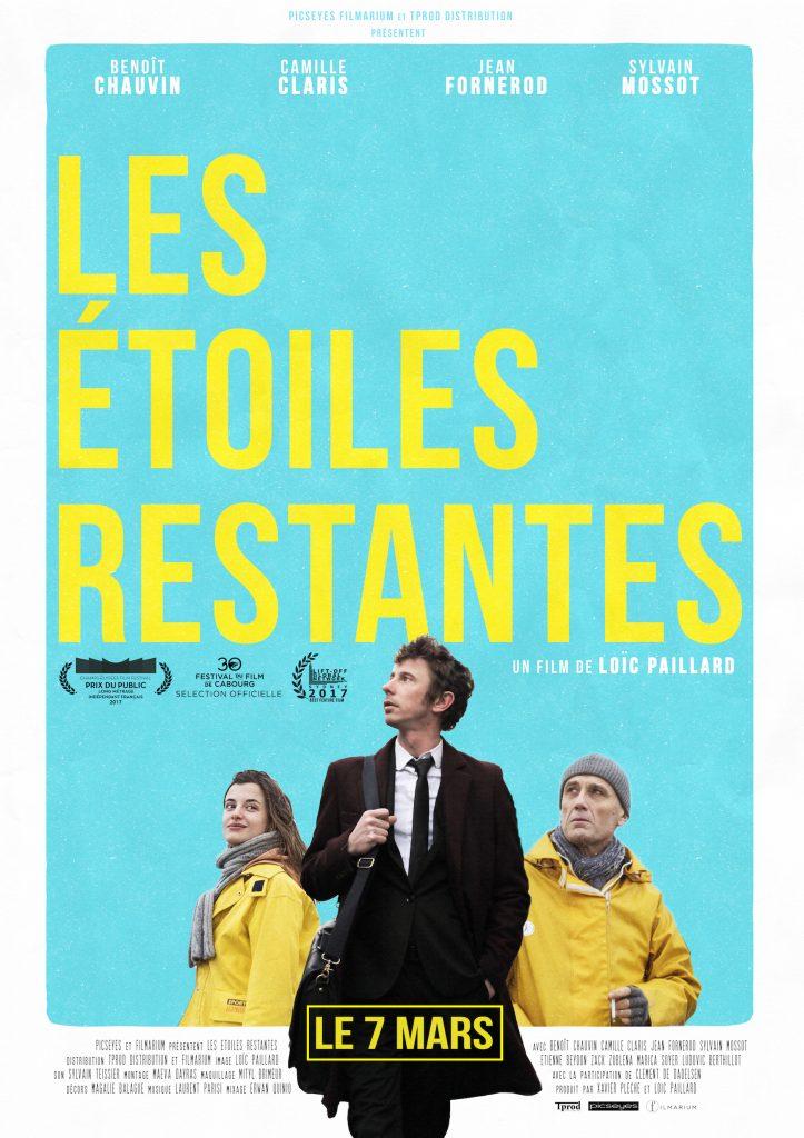 Loïc Paillard réalisateur des «Etoiles restantes» : «Je voulais arriver avec un premier long le plus sincère possible» [Interview]
