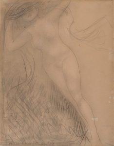 Auguste Rodin, La Fortune 1906