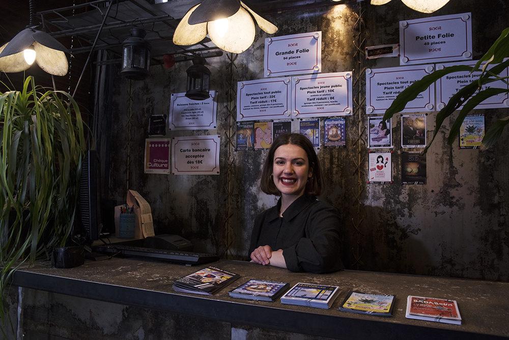 Femmes en scène : femmes et théâtre à la Maison des Metallos