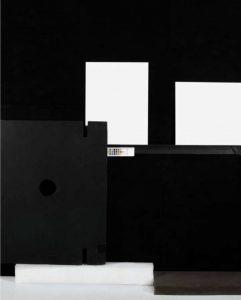 Marina GADONNEIX, Untitled (Hiroshi Sugimoto, time exposed, portfolio), 2014. de la série « Après l'Image ». Tirage jet d'encre, 64 x 76,5 cm Collection Frac Normandie Rouen